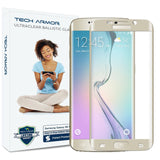 Galaxy S6 Edge Plus Screen Protector Tech Armor 3D Curved Edge Glass Samsung ... - Chickadee Solutions - 1