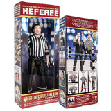 Three Counting and Talking Wrestling Referee Action Figure - Chickadee Solutions - 1