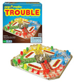Classic Trouble Board Game - Chickadee Solutions