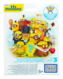 Mega Bloks Minions Blind Pack Series III Buildable Figure (Styles May Vary) - Chickadee Solutions - 1