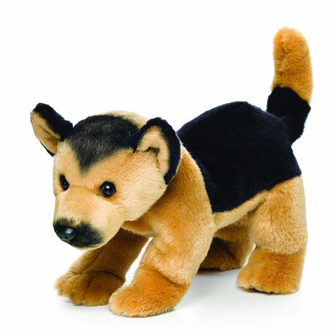Nat and Jules German Shepherd Plush Toy Large - Chickadee Solutions