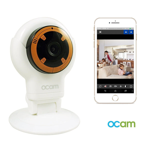 ocam s1 wi fi baby monitor security video camera nanny cam iphone ipad ios chickadee. Black Bedroom Furniture Sets. Home Design Ideas