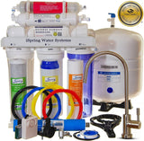 iSpring RCC7AK - Built in USA WQA Certified Reverse Osmosis 6 Stages 75GPD Un... - Chickadee Solutions - 1