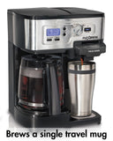 Hamilton Beach FlexBrew 49983A Single Serve / Full Pot Coffee Maker 1 - Chickadee Solutions - 1