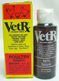 Vetrx Poultry Aid 2 fl.oz 1 Pack - Chickadee Solutions