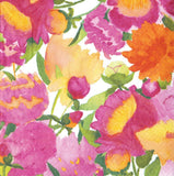 Entertaining with Caspari Peonies Luncheon Napkins Pack of 20 Lunchean - Chickadee Solutions