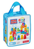 Mega Bloks First Builders 1-2-3 Count 30-Piece (Bag) - Chickadee Solutions - 1