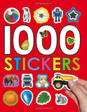 1000 Stickers - Chickadee Solutions - 1
