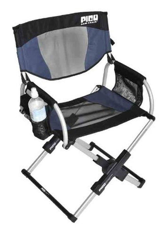 GCI Outdoor PICO Arm Chair Navy - Chickadee Solutions - 1