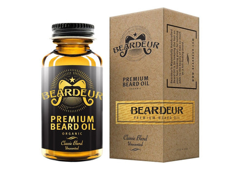 Handcrafted Premium Beard Oil for Men Best Beard Moisturizer Great Conditione... - Chickadee Solutions - 1