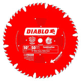 Freud D1050X Diablo 10-Inch 50-tooth ATB Combination Saw Blade with 5/8-Inch ... - Chickadee Solutions