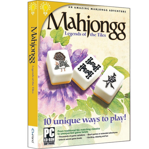 Avanquest Mahjongg: Legends of the Tiles - Chickadee Solutions