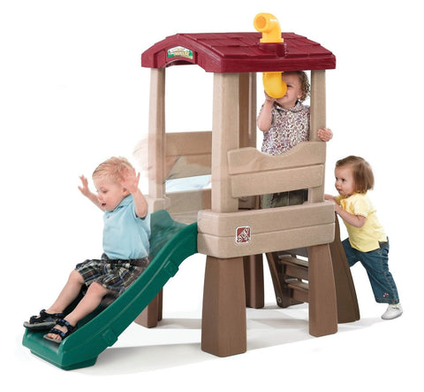 Step2 Naturally Playful Lookout Treehouse - Chickadee Solutions - 1