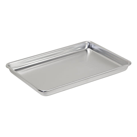 Honey-Can-Do 3350 Toaster Oven Baking Pan, 9-Inches x 6-Inches x 0.75-Inches