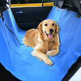 Pet Magasin Pet Seat Cover For Car Seats - Hammock Style Cover Protects Car B..