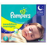Pampers Baby Dry Extra Protection Diapers Super Pack Size 5 66 Count (Packagi... - Chickadee Solutions - 1