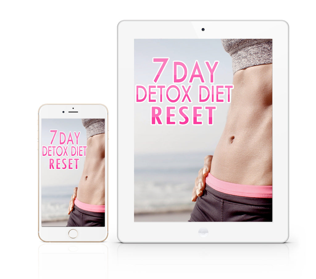 7 Day Detox Diet Reset