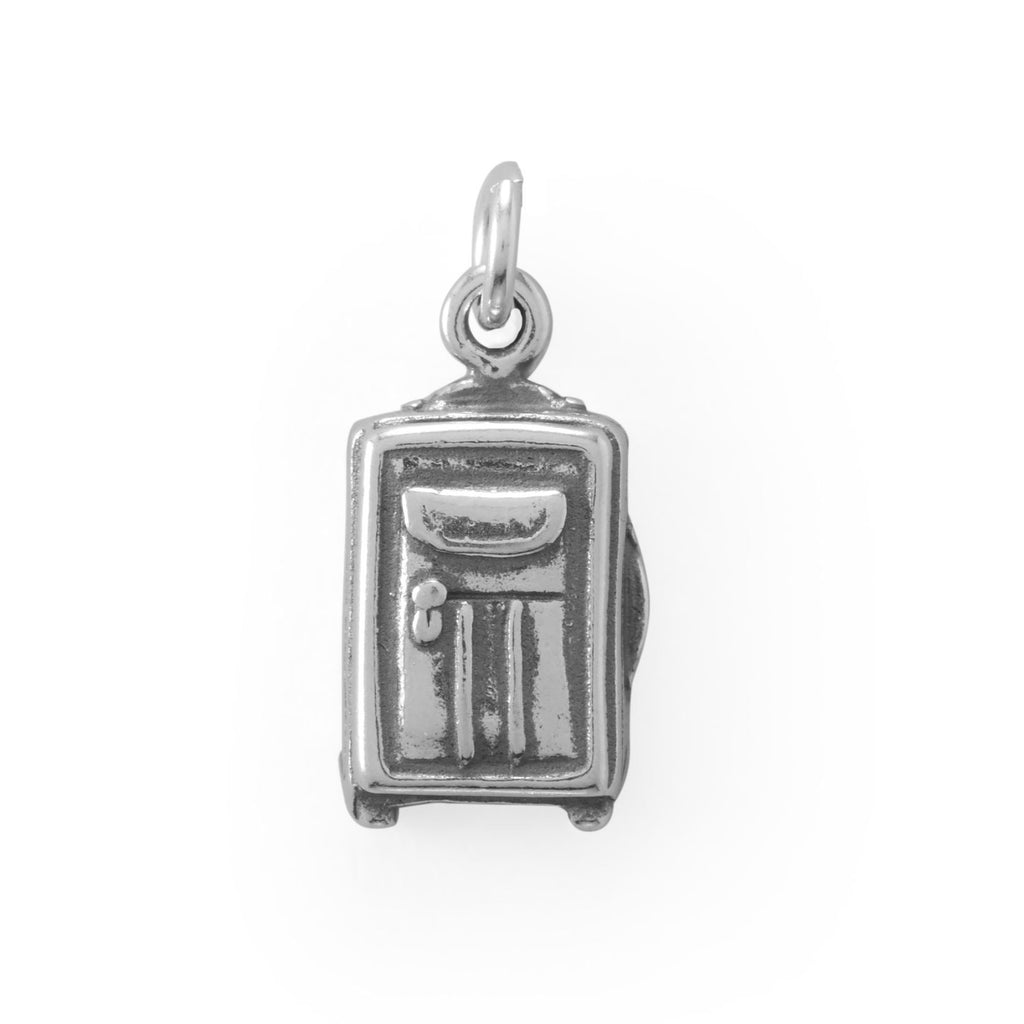 Travel the World! Suitcase Charm