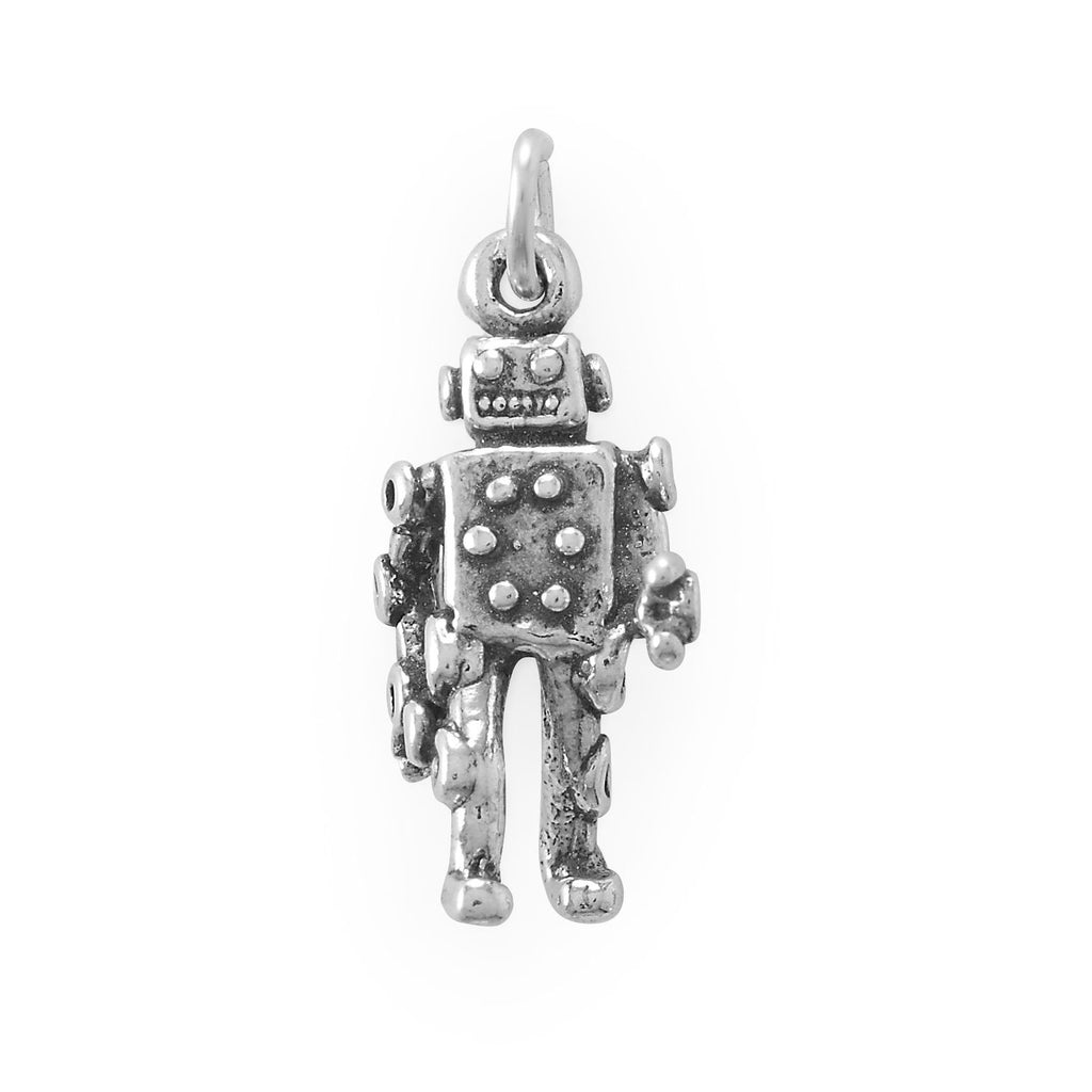 Do The Robot Dance! Robot Charm