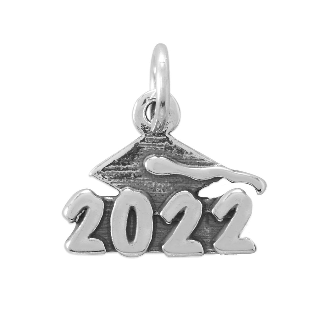 You Did It! 2022 Graduation Charm
