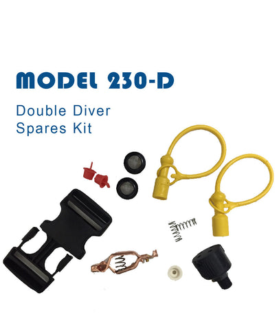 Deck Unit Spare Parts Kit - Double Diver