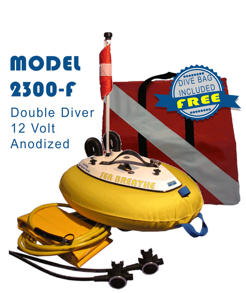 Two Diver Float Unit