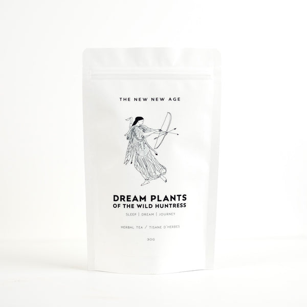 DREAM PLANTS OF THE WILD HUNTRESS // sleep tonic