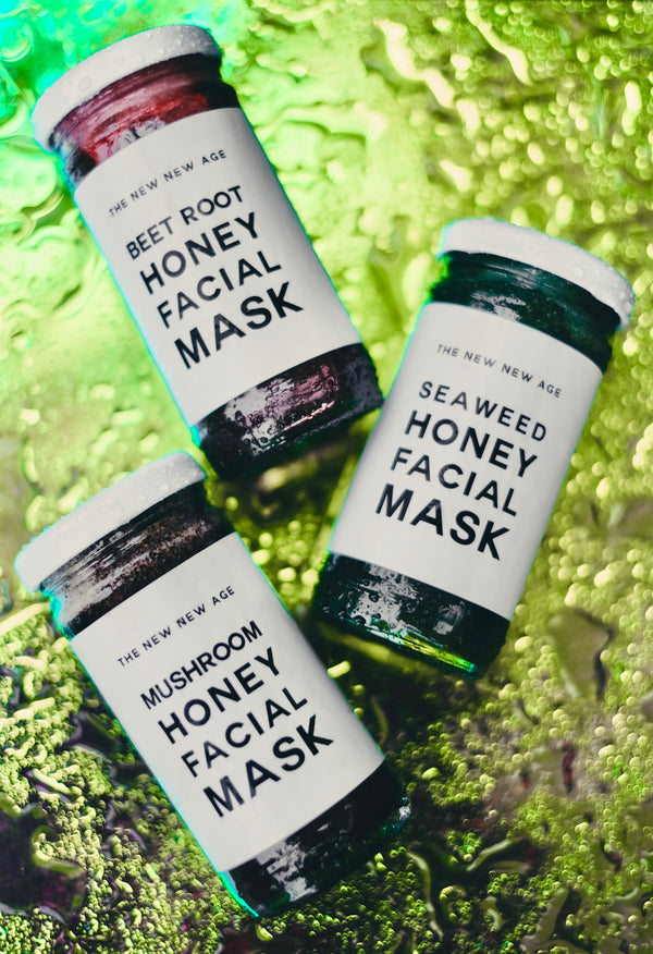 TRIO HONEY MASK