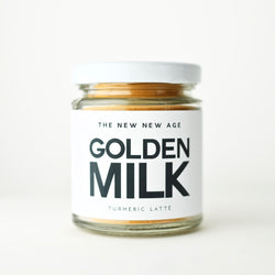 GOLDEN MILK TURMERIC LATTÉ