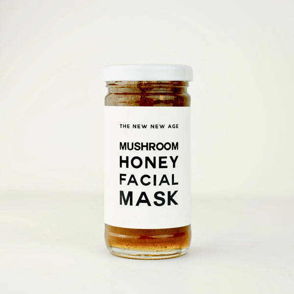 MUSHROOM AND HONEY FACIAL MASK