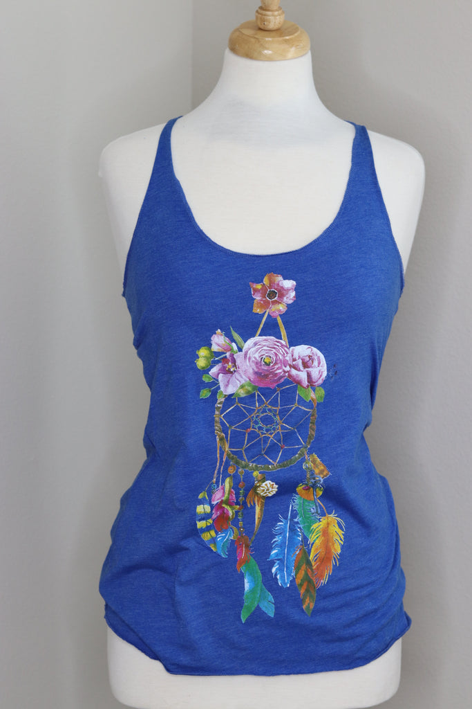 Dream Catcher Yoga Tank