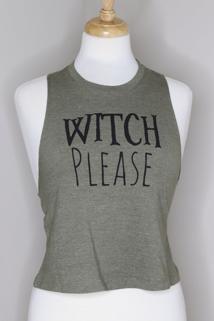 """Witch Please"""