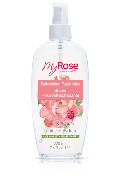 MyROSE Refreshing Rose Mist - LAVENA