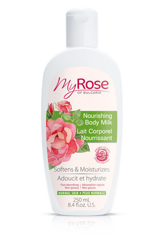 MyROSE Nourishing Body Milk - LAVENA