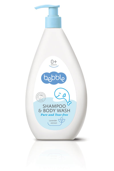 BEBBLE Shampoo & Body Wash - LAVENA