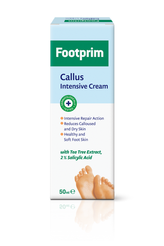 FOOTPRIM Callus Intensive Cream - LAVENA