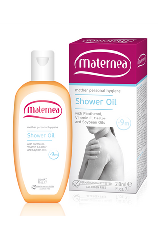 MATERNEA Shower Oil - LAVENA