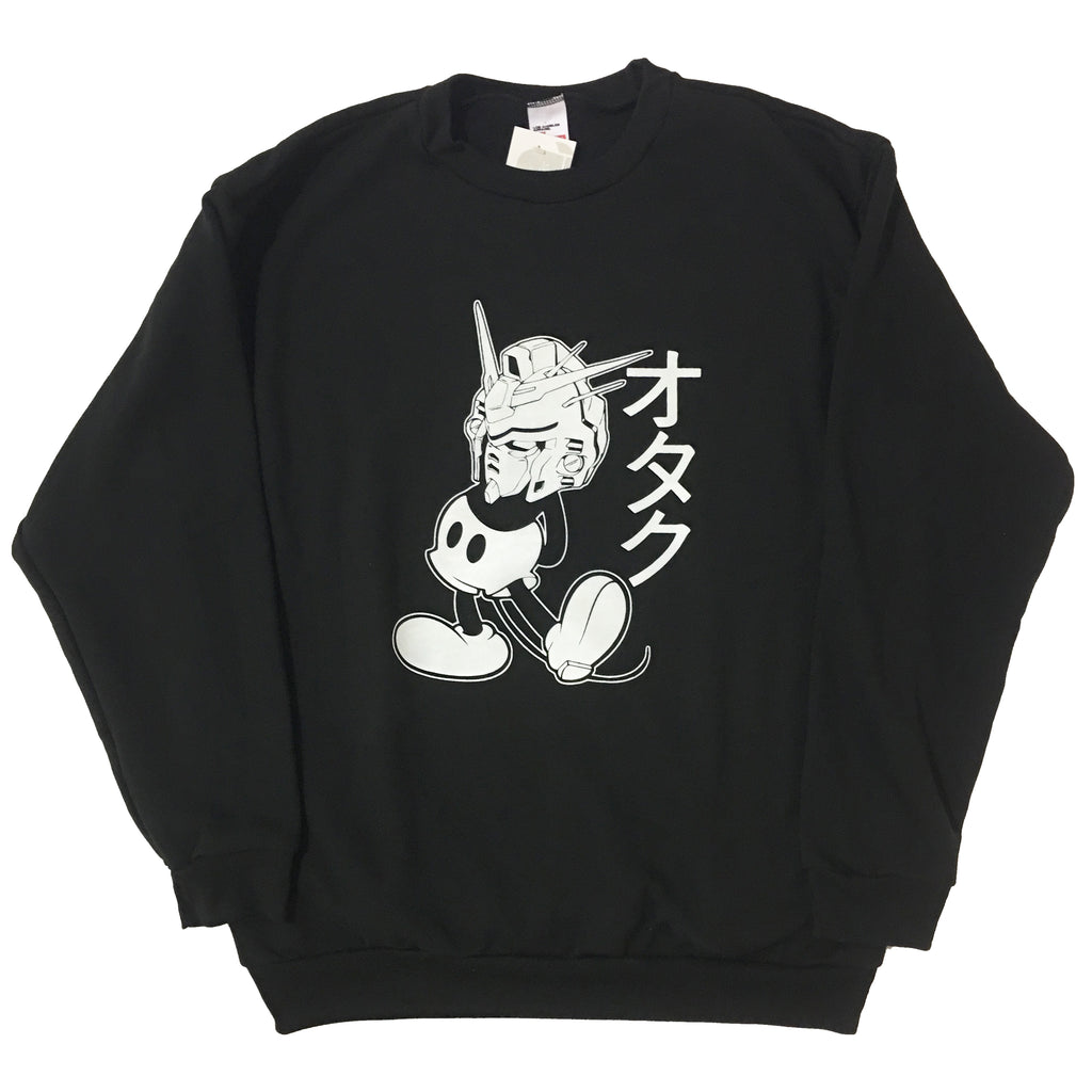 Mechy Mouse Sweater by Graz