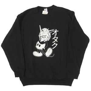 Mechy Mouse Sweater by Graz Core