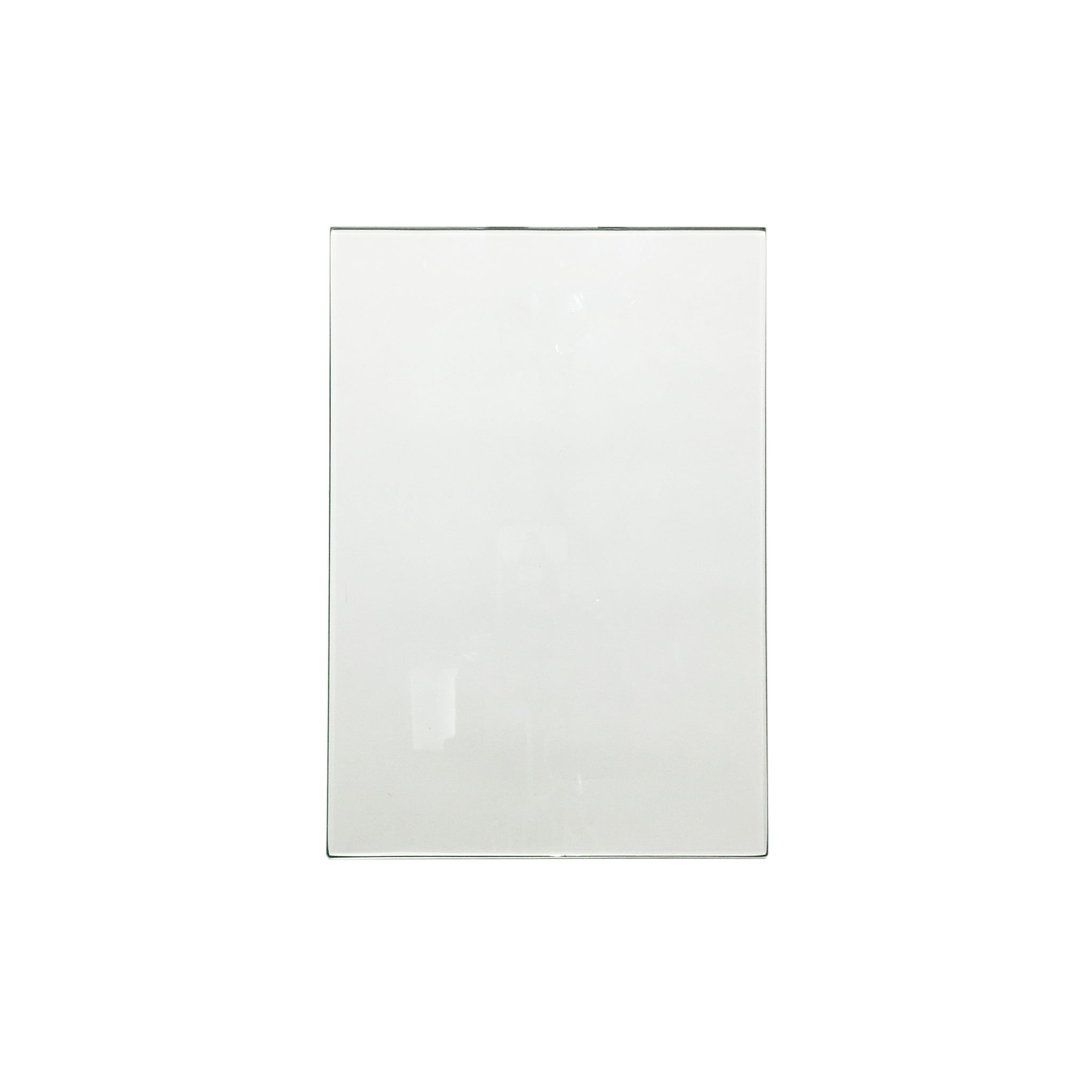 "9""x12"" 1/4"" Thick Glass Pane"