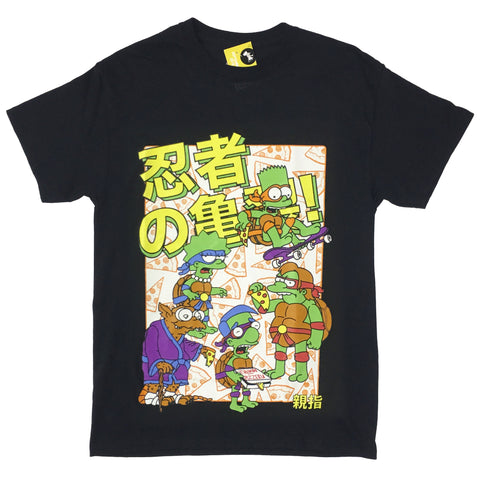 Heroes in a Half Shell (Black) by THUMBS