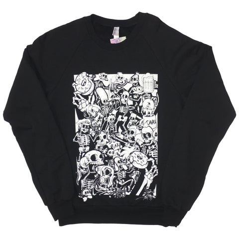 Dead Springfield Sweater by Bare Bones