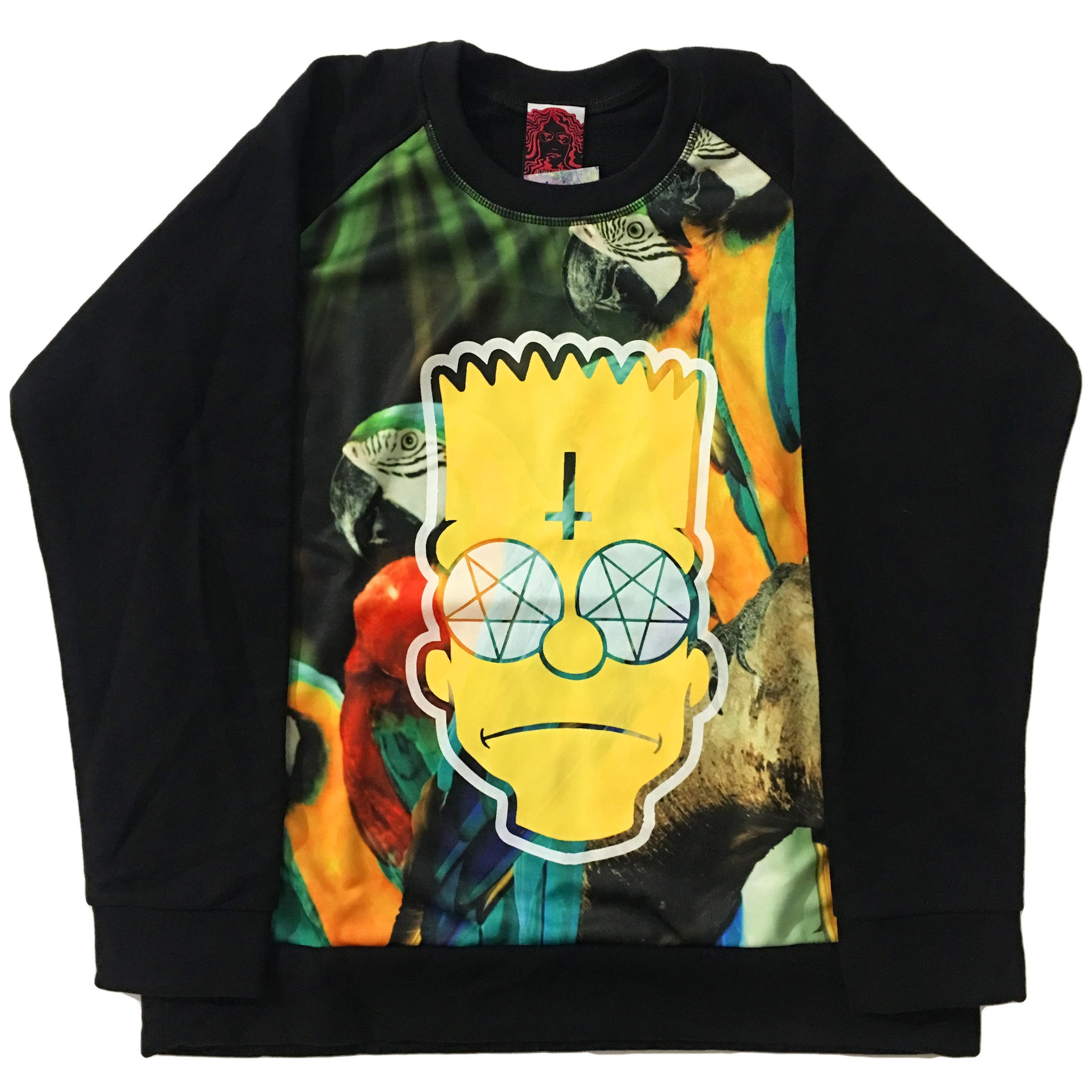 Parrot Bart Sweater