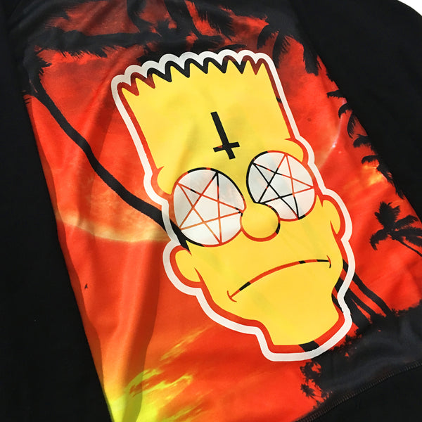 Sunset Bart Sweater