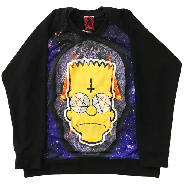Diamond Skull Bart Sweater