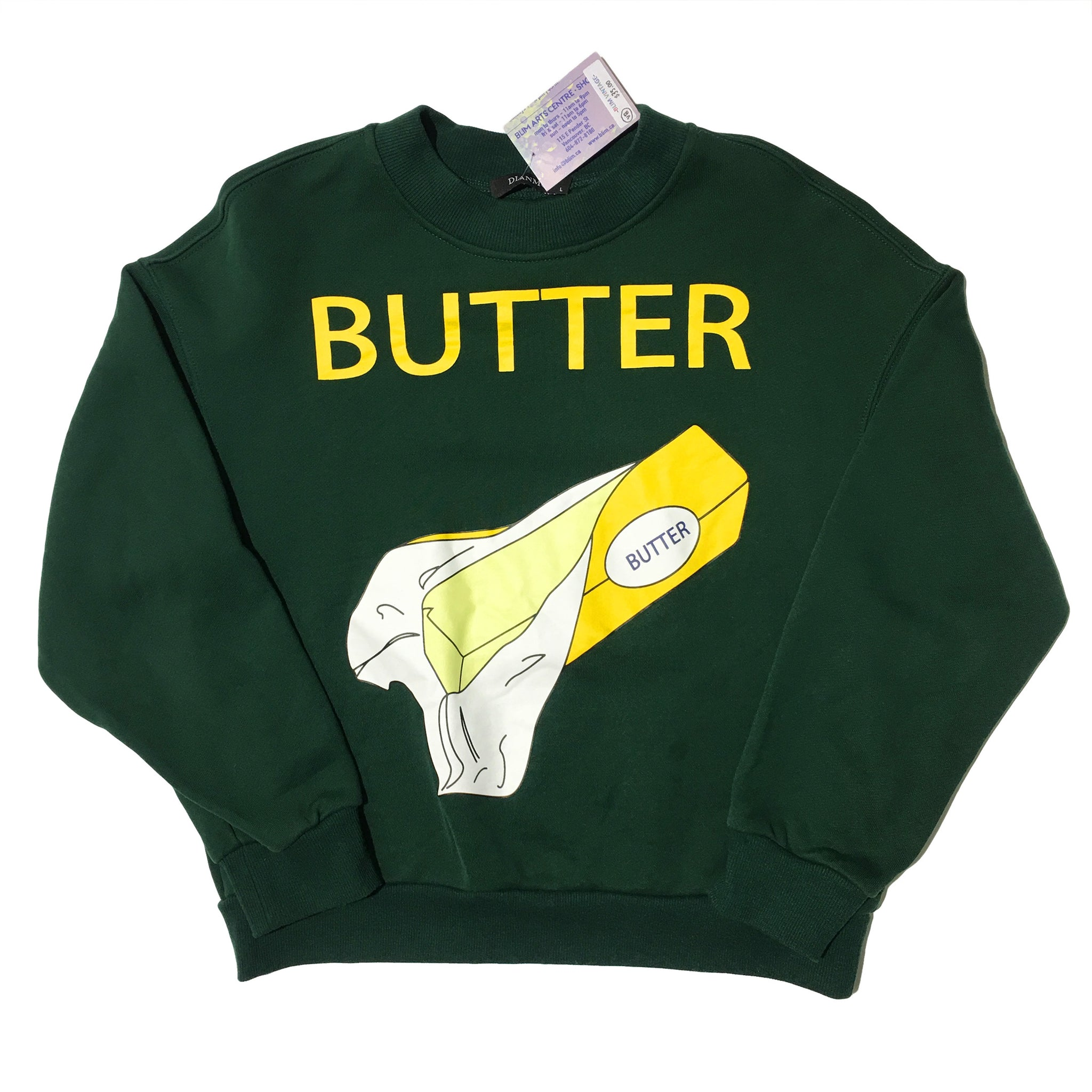 Butter Sweater
