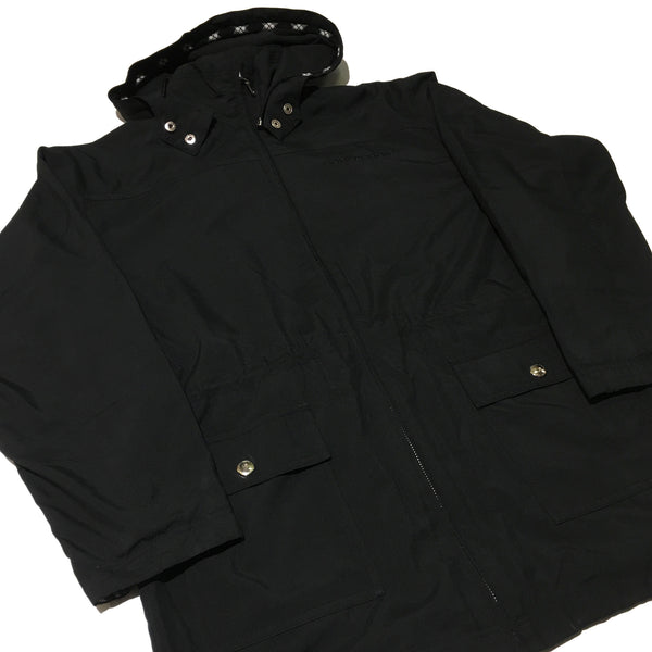 Courrèges Black Outerwear Jacket