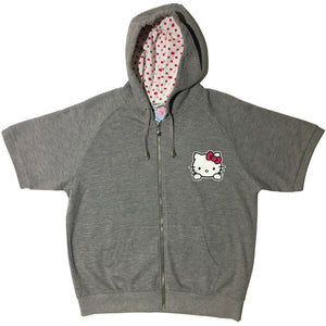 Official Hello Kitty Shortsleeve Hoodie