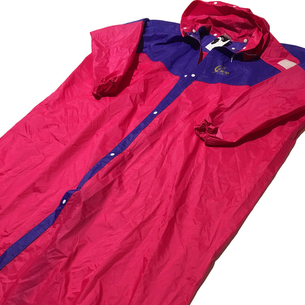 Crown Jewels Long Rain Jacket