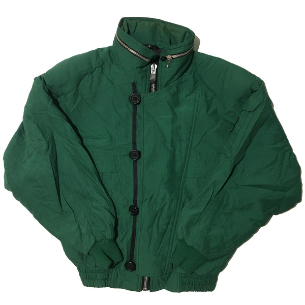 Rare Yamaha Green Jacket
